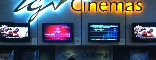 TGV Cinemas is one of KL Movies.