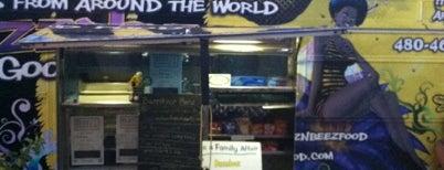 Buzznbeez Good Food Truck is one of Phoenix Food Trucks.