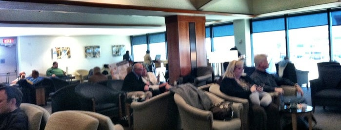 Delta Sky Club is one of Atlanta At Its Best.