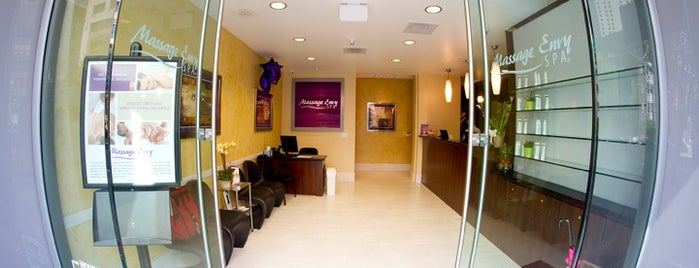 Massage Envy - San Francisco-Metreon is one of testlist.