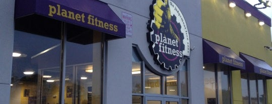 Planet Fitness - Temporarily Closed is one of Meg 님이 좋아한 장소.