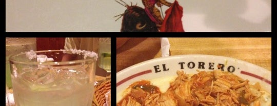 El Torero Mexican Restaraunt is one of To Do Restaurants.