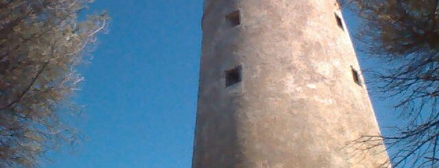Torre de Meca is one of Torres Almenaras en el Litoral de Andalucía.
