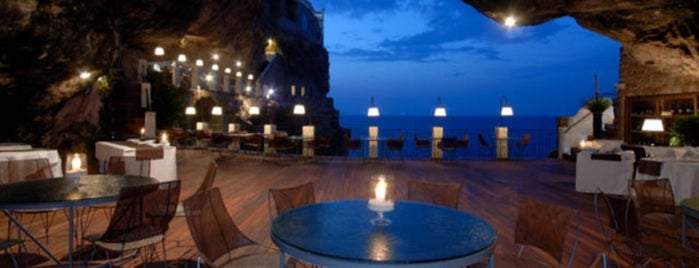 Grotta Palazzese is one of Italy.