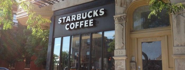 Starbucks is one of Andy : понравившиеся места.