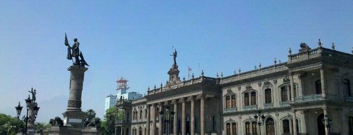 Explanada de los Héroes is one of Weekend Monterrey.