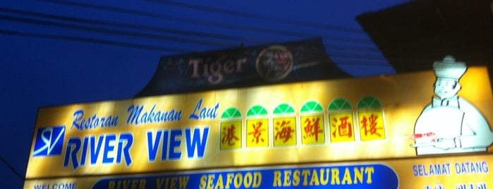 River View Seafood Restaurant is one of Yummies 2.