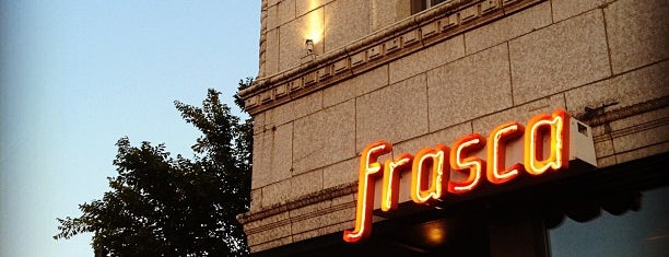 Frasca Pizzeria & Wine Bar is one of Lakeview.