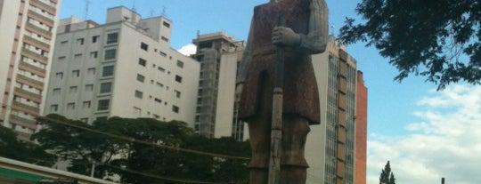 Estátua de Borba Gato is one of Vale uma Foto.