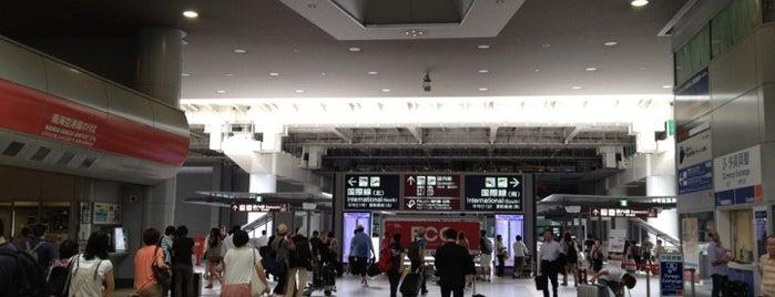 Kansai International Airport (KIX) is one of Airport.