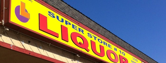 Super Store Liquor is one of Mmmm BEER!.