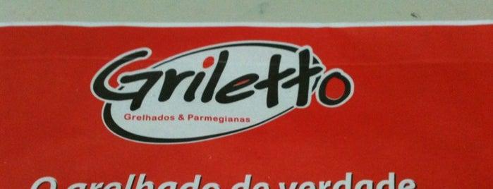 Griletto is one of comida baiana.