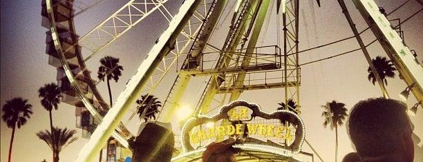 Coachella Beer Garden is one of Orte, die Yunus gefallen.