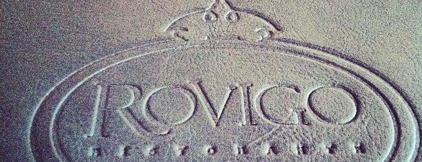 Rovigo Ristorante is one of Locais salvos de Ivone.