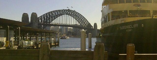 Wharf 3 - Circular Quay is one of Sydney.