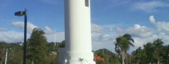 El Faro De Rincón is one of Puerto Rico.