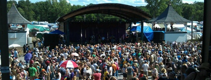 Finger Lakes Grassroots Festival of Music and Dance is one of concert venues 1 live music.