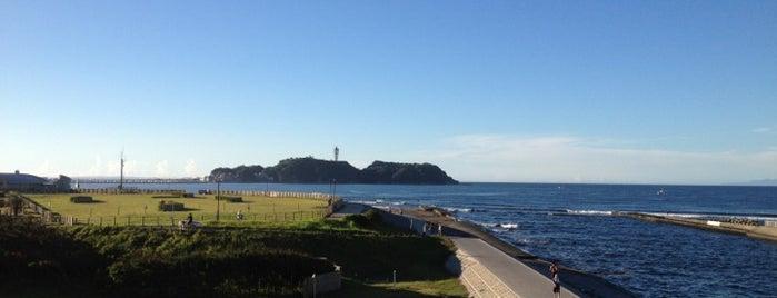 鵠沼橋 is one of Tempat yang Disukai モリチャン.