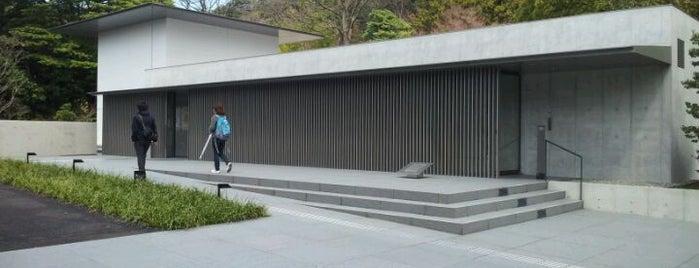 D.T. Suzuki Museum is one of Tempat yang Disimpan issinta.