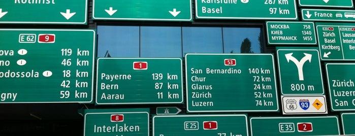 Verkehrshaus der Schweiz is one of schon gemacht 2.