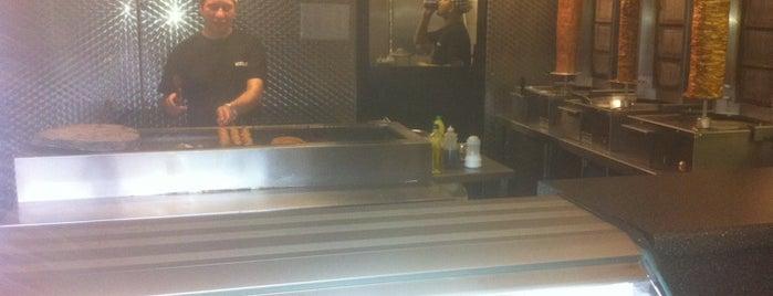The Kebab Company is one of Posti che sono piaciuti a Lisa.