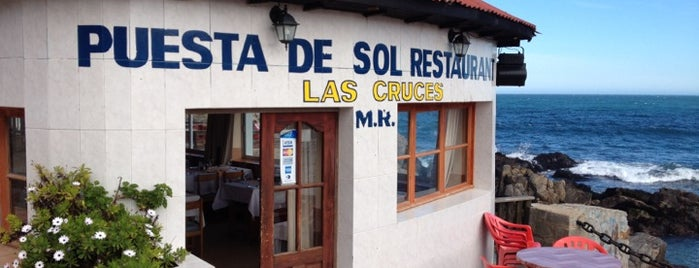 Restaurant Puesta de Sol is one of Gonzaloさんのお気に入りスポット.