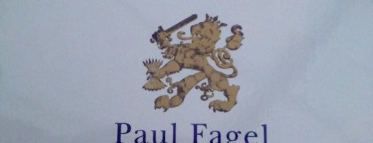 Paul Fagel is one of En iyiler.