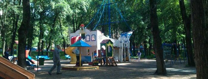 Бабушкинский парк is one of Сады и парки Москвы.