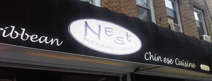 The Nest Restaurant is one of Queens Eats.