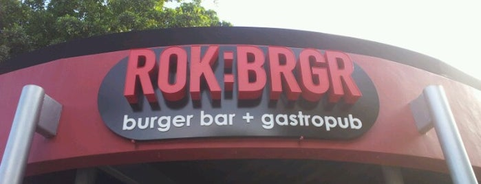 ROK:BRGR is one of Miami Must Visit.