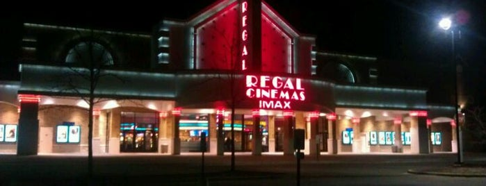 Regal Lincolnshire & IMAX is one of All-time favorites in United States.