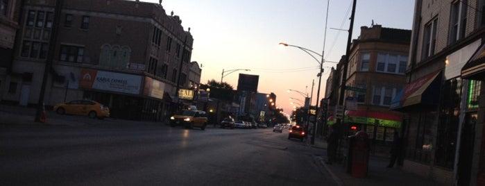 Devon Ave is one of CHICAGO.