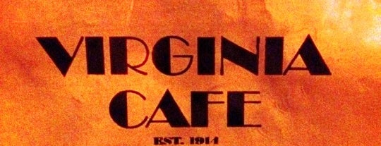 Virginia Cafe is one of Last Hurrah Tour 2k14.
