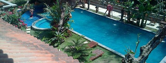 Ubud Hotel & Villas is one of Indonesia.