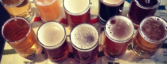 Wynkoop Brewing Co. is one of Rocky Mountain High.