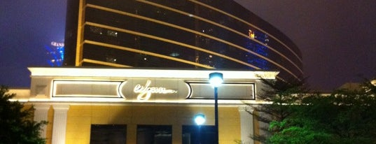 Wynn Macau is one of CASINOS.