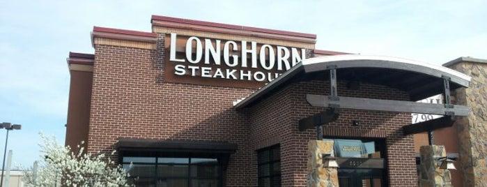 LongHorn Steakhouse is one of Fuzz 님이 좋아한 장소.