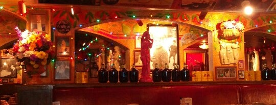 Buca di Beppo is one of California dreamin.