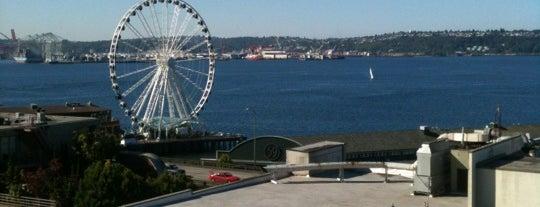 Athenian is one of Seattle, WA.