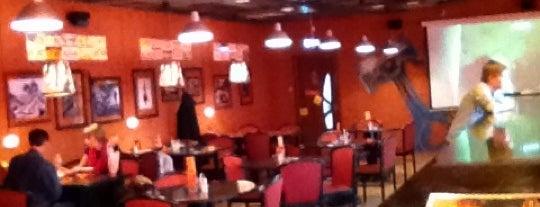 Кафе-бар Мотор is one of สถานที่ที่ Coldbloodbitch ถูกใจ.