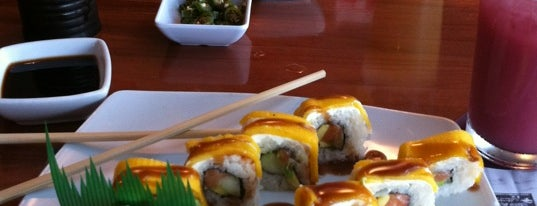 Sushi Itto is one of Lugares favoritos de Monica.
