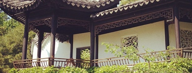Chinese Scholars' Garden is one of SI Hot Spots.