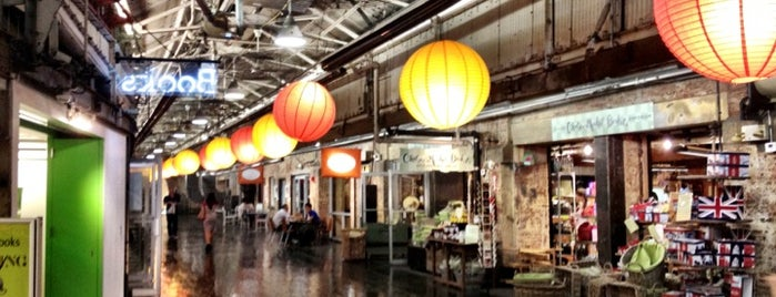 Chelsea Market is one of New York, New York.