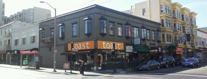 Toast Eatery is one of Breakfast.