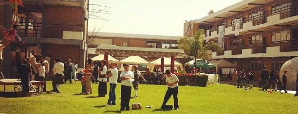 Colegio Inglés de Puebla is one of Lugares favoritos de Adhara.