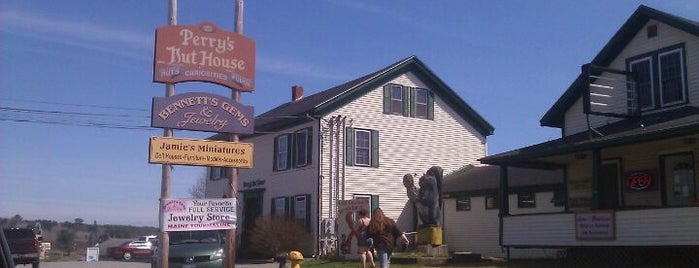 Perry's Nut House is one of if you're ever in ____.