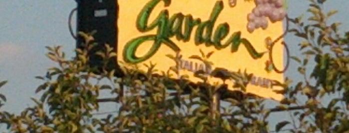 Olive Garden is one of Lieux qui ont plu à Thais.