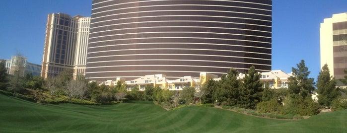 Wynn Golf Club is one of Jumper.
