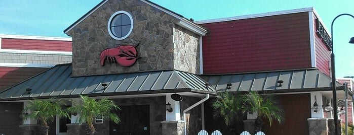Red Lobster is one of Tempat yang Disukai Sergio.