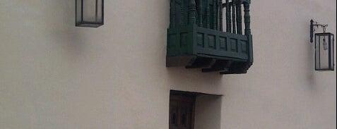 Fundacion Gilberto Alzate Avendaño is one of สถานที่ที่บันทึกไว้ของ Rebecca.